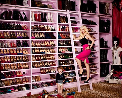 Taconzitos el blog para los amantes de los zapatos - Armarios para zapatos ...